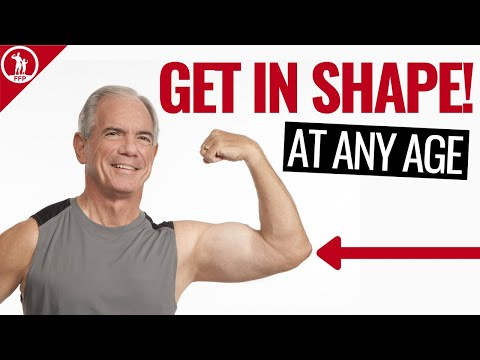 How To Get Back In Shape Again At Any Age