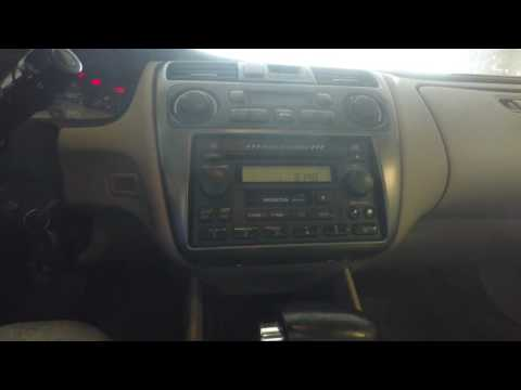 How to Unlock Radio On Honda (2001 and later) Instructions