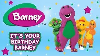Barney Full Episode: It's your Birthday Barney