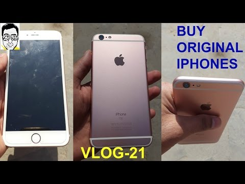 GAFFAR | PURCHASING IPHONE | HOW TO CHECK ORIGINAL/LOCAL IPHONE. | DELHI