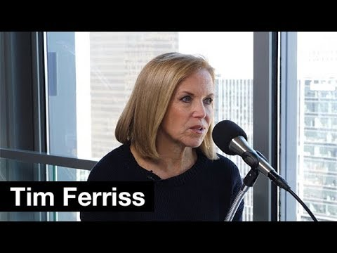 Which interviews made Katie Couric nervous? | The Tim Ferriss Show