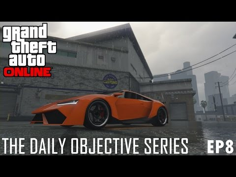 GTA Online - Daily Objective Series (Ep9)