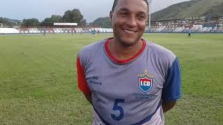 Rogério Sodré Jogador Da Seleção De Cachoeira Fala Sobre O Retorno à Campo.