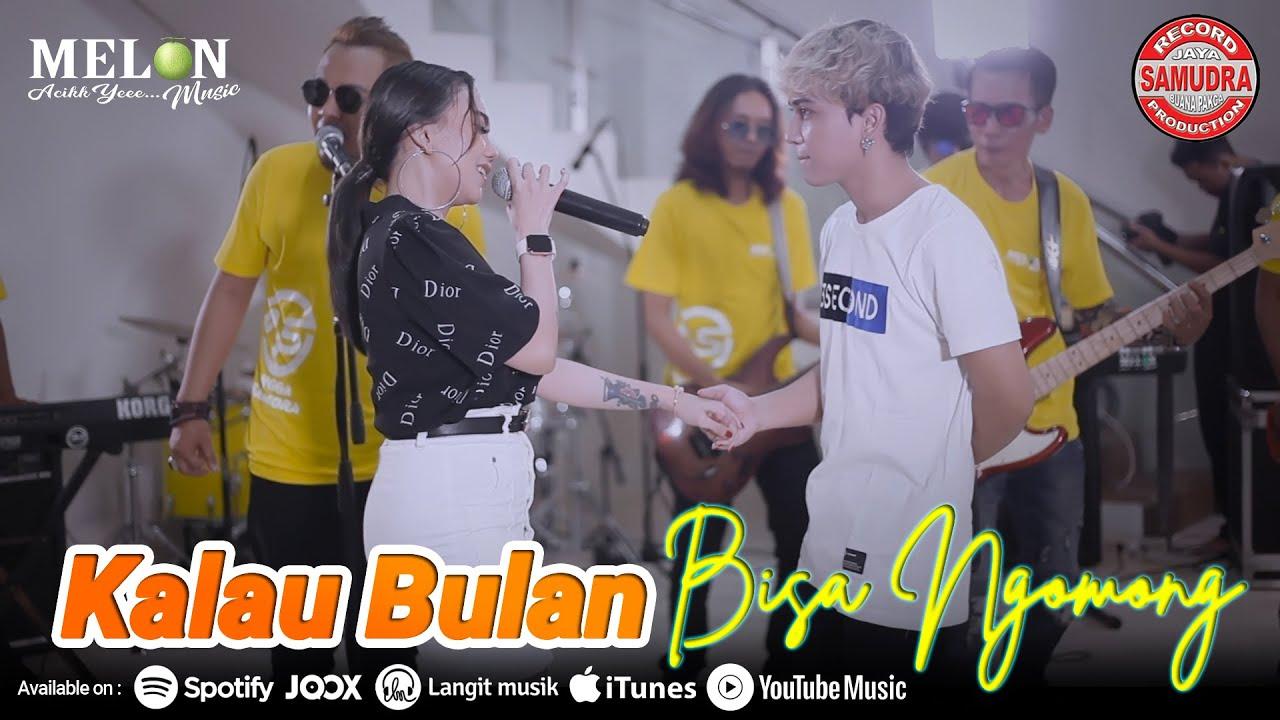 Syahiba Saufa Ft. James AP - KALAU BULAN BISA NGOMONG | Koplo Version (Official Music Video)