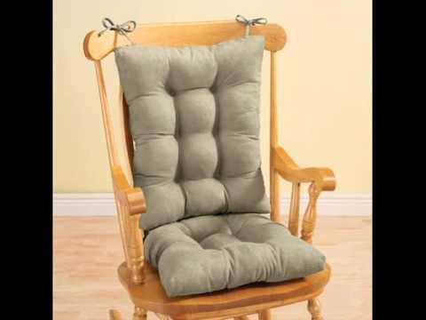 Chair Cushion & Rocking Chair Pads