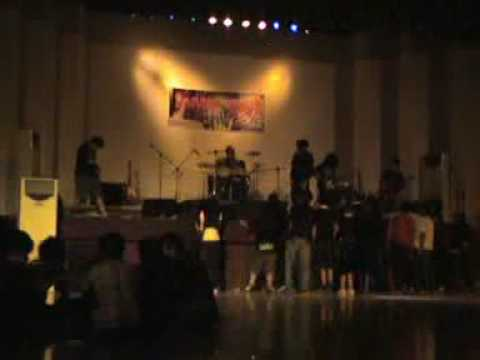 Jamm Dayz Gig at Mukah 2009 (1/2)