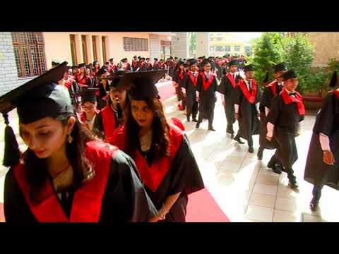 CONVOCATION 2018, BANNERGHATTA ROAD CAMPUS, 19 MAY 2018   PART 1