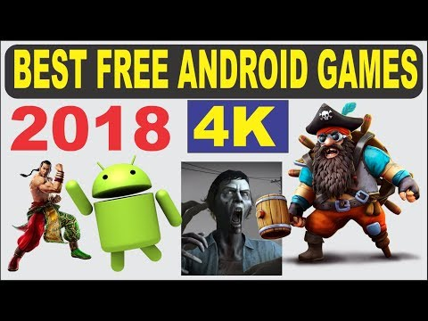 Top Free Android Games 2018 with installation Links (4K)
