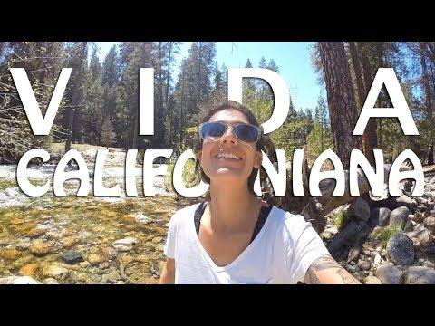 Vida da Mari em Los Angeles, Sequoia e Yosemit National Park
