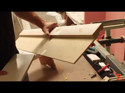 How to fit skirting over skirting (skirting board covers)