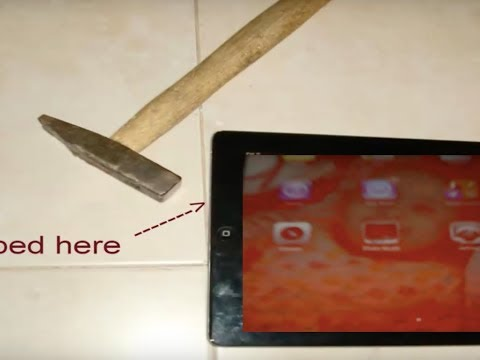 how to fix iPad red or green screen in 2 seconds!!