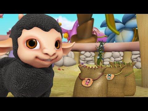 Baa Baa Black Sheep | Rhymes and Baby Songs for Children | Infobells