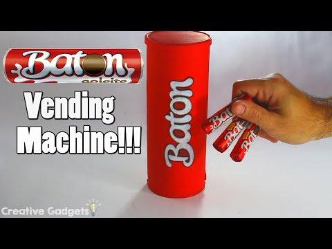 How to Make Baton Machine