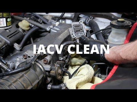 IACV Clean (Revised)   Honda S2000