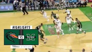 UAB vs. Marshall Basketball Highlights (2018-19) | Stadium