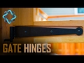 Gate Hinges - Complete Video Guide