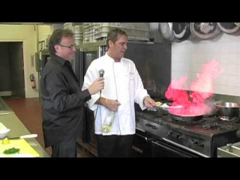 Chef John Vasel III, Chicken Picata Recipe