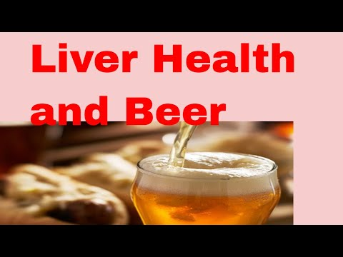 Liver Health and Beer