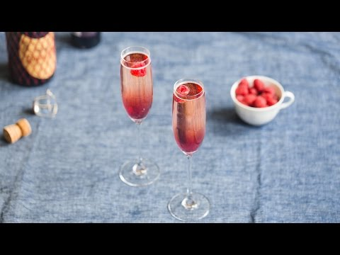 The Best Mothers Day Cocktail: Kir Royale