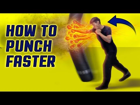11 Tricks On How To Punch FASTER & HARDER