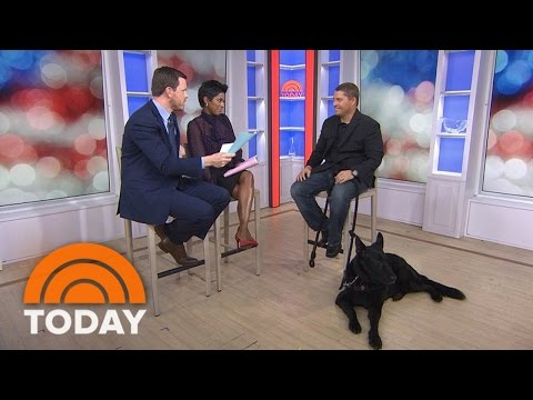 Navy SEAL And Canine Partner Share Unbreakable Bond | TODAY