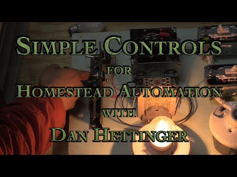 Simple Controls for Homestead Automation with Dan Hettinger
