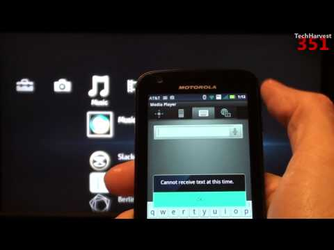 Sony Streaming Media Player (SMP-N200): Using Your iOS or Android Device As A Remote