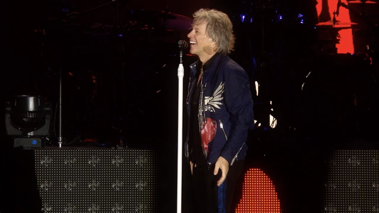 Bon Jovi: We Don't Run -  from Tel Aviv (July 25, 2019)