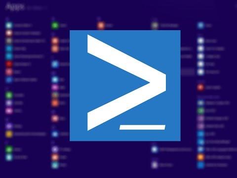Windows PowerShell - Ver aplicaciones instaladas en equipo local o remoto