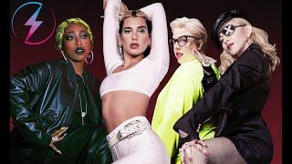 Dua Lipa feat. Madonna en Levitating Remix + Nuevas DuaNews