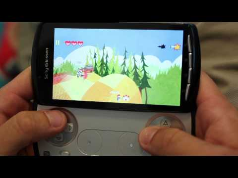 Sony Ericsson Standout -  Be-Rad Entertainment: Lame Castle Gameplay on Xperia PLAY