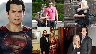 Girls Henry Cavill Dated (Superman)