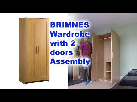 How To Put Together Ikea Brimnes Dresser