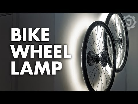 Bicycle Wheel Lamp / Light