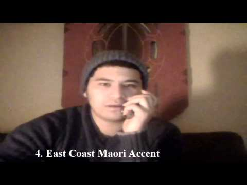 10 Accents New Zealand