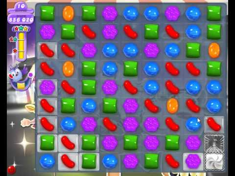 Candy Crush Saga Dreamworld Level 235 (Traumwelt)
