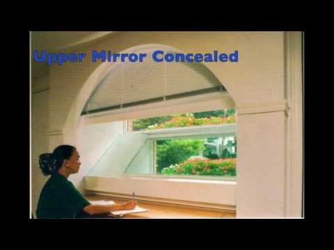 Mirror: Periscope Basement window