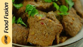 Beef Pasanday Recipe by Food Fusion | Eid recipe | Beef recipes