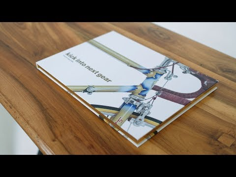 kick into next gear coffee table book video 1080p