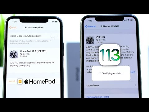 iOS 11.3 is out What's New ? How to Update From iOS 11.3 Beta 6 to Final Version