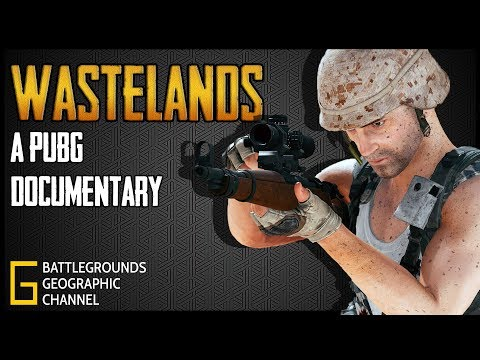 The Wastelands | A Playerunknown's Battlegrounds Cinematic (PUBG meets National Geographic)