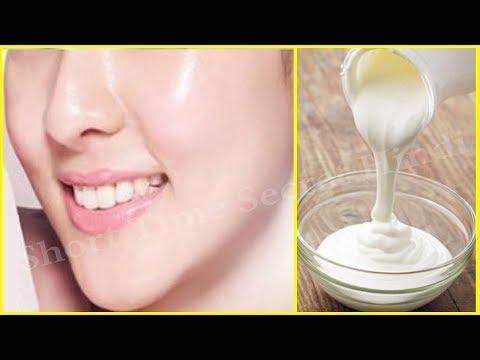 Permanent Skin Whitening Facial Mask | Get Milky Whiten Skin in 3 Days (100% Live Result)