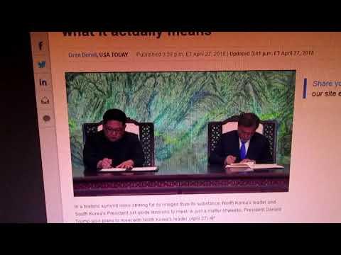 Ghetto News Amazon prime INCREASE  and North Korea South Korea agreement!