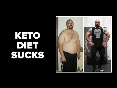 Keto Diet - 6 Reasons it Sucks