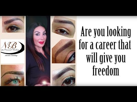 Permanent Makeup by Nora Training
