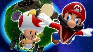 R64: Stupid Mario Galaxy