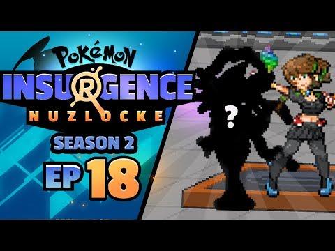 HER MEGA HAS THREE TYPES... - Pokémon Insurgence Nuzlocke (Episode 18)