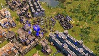 Age of Empires 3 Definitive Edition - 1vs1 EXTEME AI