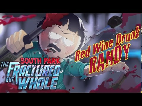 I'm a Ladies Woman    South Park: The Fractured But Whole Part 2