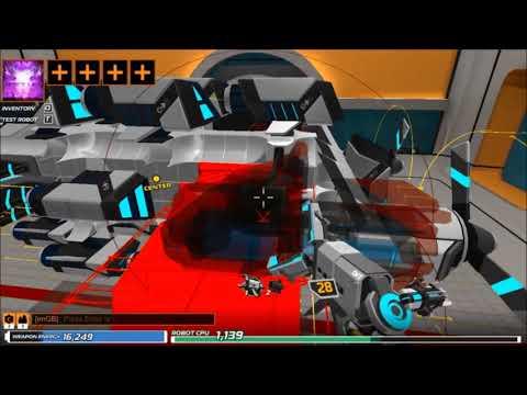 ROBOCRAFT - How To Build#2 - PROP PLANE